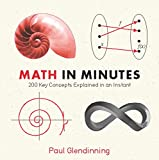 Math in Minutes, Paul Glendinning, 1623650089