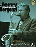 Vol. 102, Jerry Bergonzi: Sound Advice (Book & CD Set)