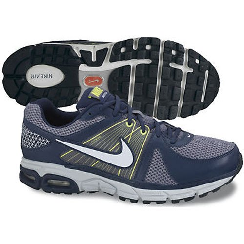 Nike Womens Lunarglide 9 Cool Gray / Light Midnight / Pure Platinum / White