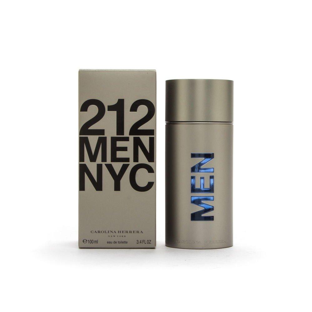 Carolina Herrera 212 By Carolina Herrera For Men. Eau De Toilette Spray, 3.4 Fl. Oz