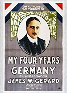 My Four Years in Germany [Import]