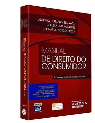 Manual de Direito do Consumidor