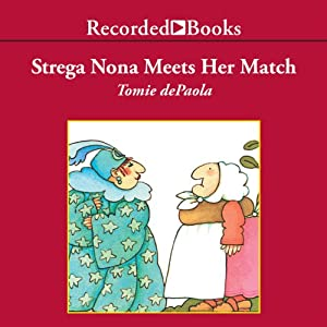 Strega Nona Meets Her Match Audiobook