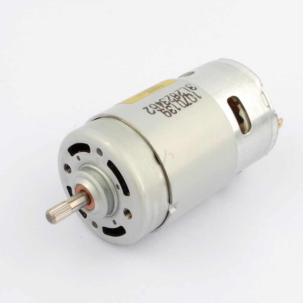 150W 775 DC Motor 120V/10000RPM Large Torque High-Power Motor Spindle Motor by Johnson (Image #2)