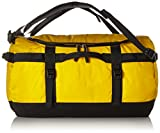 The North Face Base Camp Duffle Bag Small Summit Gold TNF Black