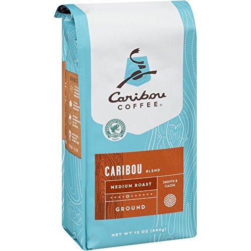 Caribou Coffee Caribou Mix Ground Coffee, 12 oz