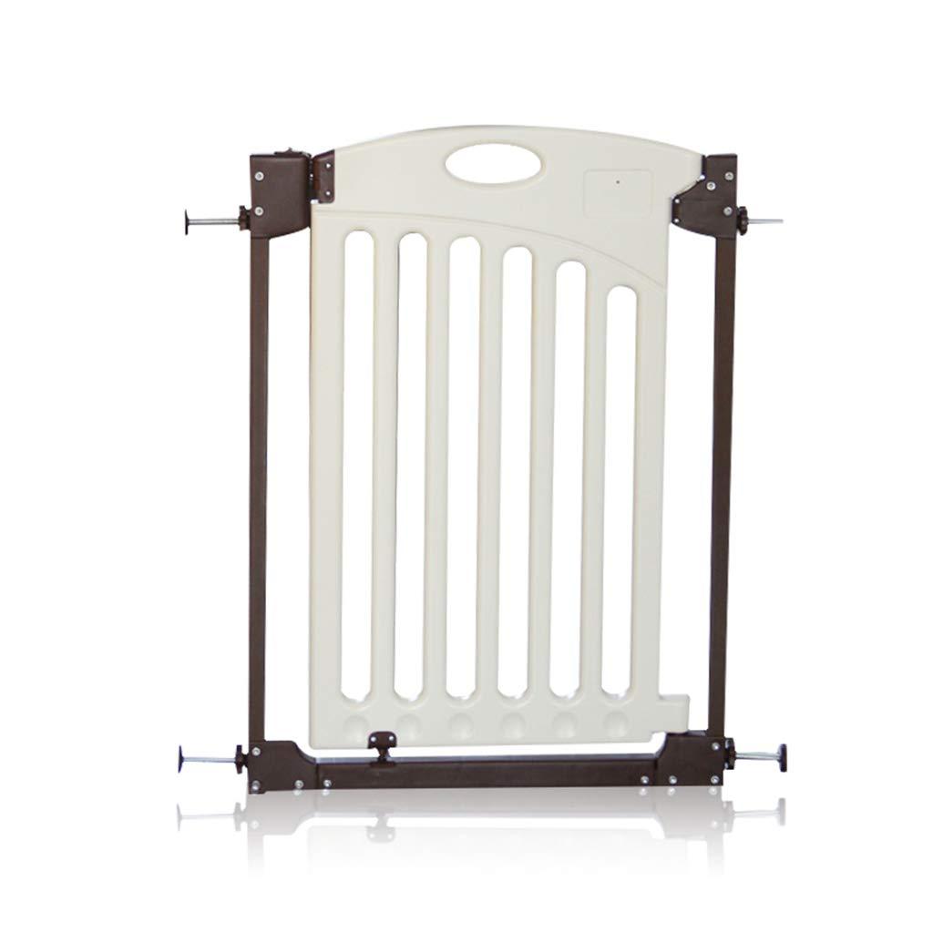 Zhao Porte d'isolement de ménage, Porte de sécurité d'enfant Poinçon d'escalier de bébé barrière de Cuisine Libre clôture de barrière de bébé 62-72CM A -