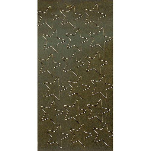 EUREKA STICKERS FOIL STARS 3/4 INCH 175/PK (Set of 50) by Eureka
