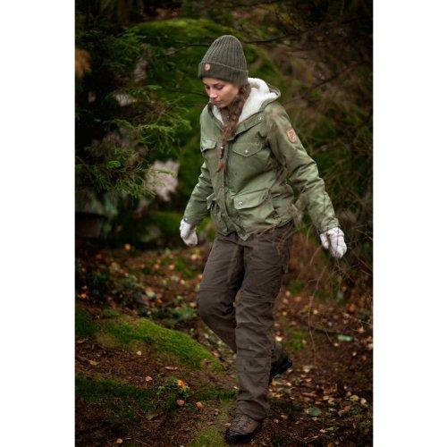 premium selection ad295 7e810 Fjällräven Greenland Women Winter Jacket With Hardshelljacken
