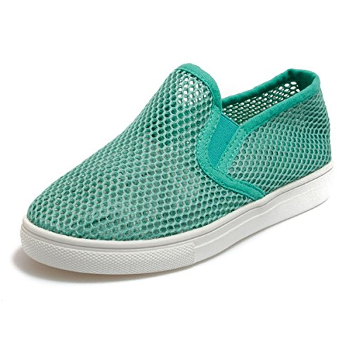 Colours of California Colors of California Laceup20k Mädchen, Canvas, Sneaker Slip On