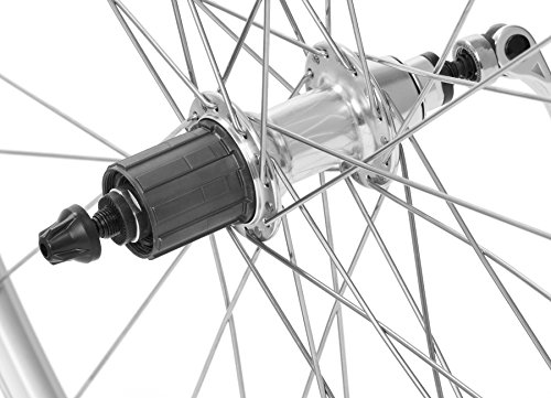 700c Rear Wheel Mavic Open Elite Rim & Sealed Bearing Hub, 8, 9, 10 or 11 Speed by Handsome Cycles (Image #1)