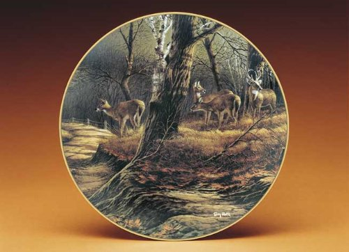 Leaving the Sanctuary Collector Plate by Terry Redlin Wild Wings 6389662502