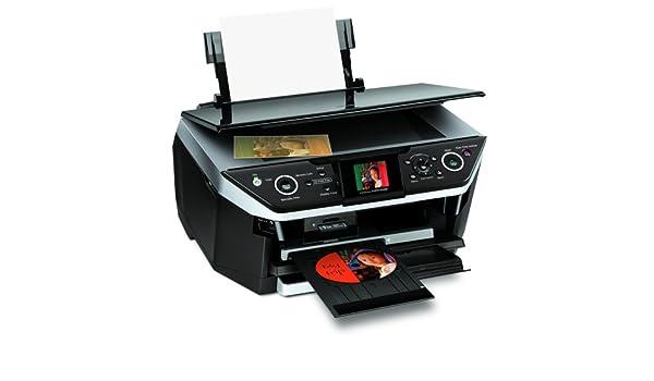 Epson Stylus Photo RX680 - Impresora multifunción (Inyección ...