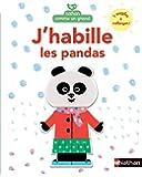 J'habille les pandas