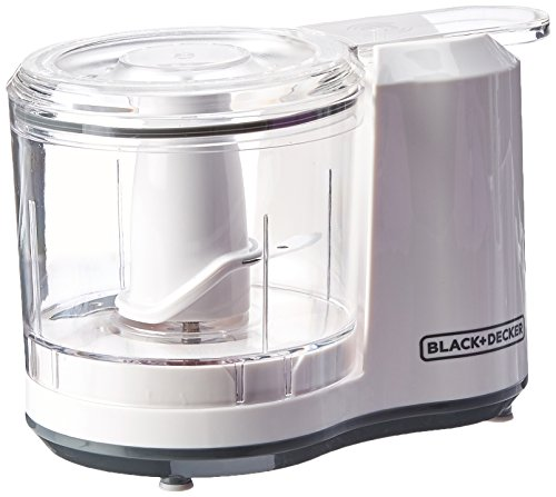 BLACK+DECKER 1.5-Cup Electric Food Chopper