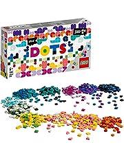 LEGO 41935 DOTS Enorm veel DOTS Kindersieraden, Knutselpakket voor Kinderen met Tegels voor Kamer Decoratie