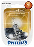 99 acura rl headlight bulb - Philips 12258B1 H1 Standard Halogen Replacement Headlight Bulb, 1 Pack