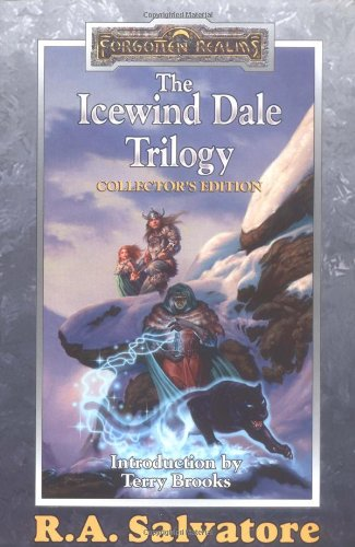 The Icewind Dale Trilogy: Collector's Edition (A Forgotten Realms Omnibus) ()