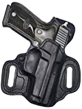 High Noon Holster Slide Guard Extreme Duty Right Hand Holsters, for 1911 5in, Black