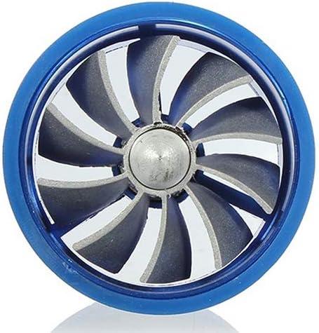 Ventola aggiuntiva Ricambio per Motore Auto Tubo di Ingresso per Auto in Lega di Alluminio e Silicone F1-Z Potente Alimentazione kaakaeu