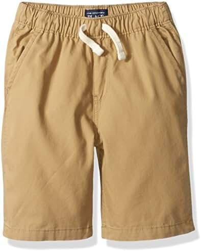 The Children's Place Baby-Boys' Li'l Guy's Jogger Shorts
