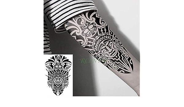 tzxdbh 3Pcs-Impermeable Etiqueta engomada del Tatuaje Temporal ...