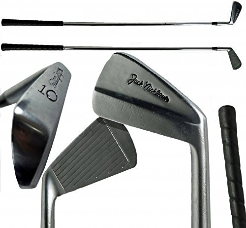 Jack Nicklaus 1978 Macgregor 10 Iron W/985 Head Golf Club Used By Nicklaus W/COA - Golf Tournament Used - Macgregor Jack