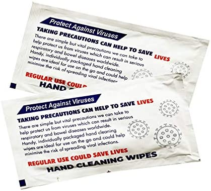 Hand Moist Wipes Health Clean Wipes for Hands Care 50 Wipes//Pack White Wet Wipes Cleaning Wet Wipes Tissue