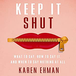 Keep It Shut Audiobook