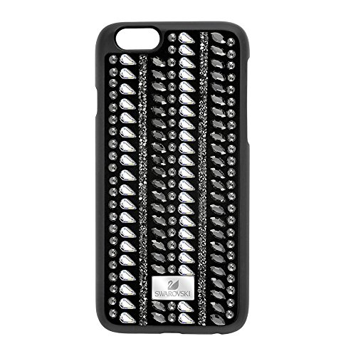 3d47b7f8cd7b Amazon.com  Swarovski Black Smartphone Case SLAKE PULSE ROCK Limited ...