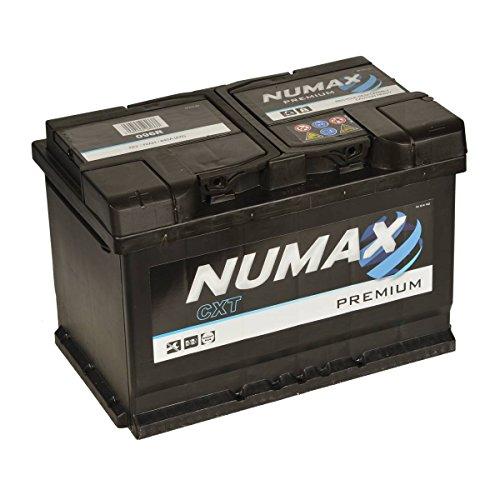 Numax 096R Car Battery 12 V 70AH: