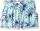 Roxy Big Girls' Jane's Board Short, Beach Glass La Croisette, 8