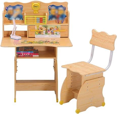 Juegos de mesas y sillas Mesa de estudio y silla mesa de trabajo en casa y