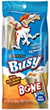 Purina Busy Bone Chicken and Cheese, Small/Medium, 7-Ounce, My Pet Supplies