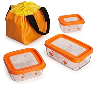 Bormioli Rocco Frigoverre Fun 3-Piece Orange Bag Set (B002IT6WYY) | Amazon price tracker / tracking, Amazon price history charts, Amazon price watches, Amazon price drop alerts