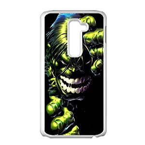 Incredible Hulk Cell Phone Case for LG G2