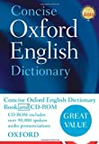 Concise Oxford English Dictionary, Oxford Dictionaries, 0199601100