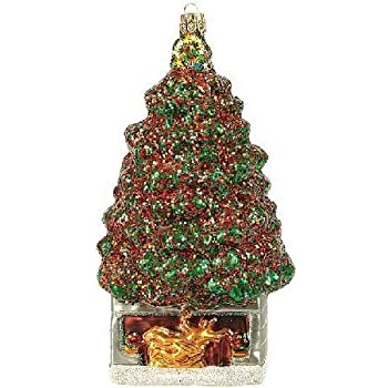 Amazon.com: Rockefeller Center Christmas Tree Polish Glass ...