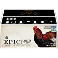 EPIC Chicken Sriracha Protein Bars, Whole 30, Keto Consumer Friendly, 12Ct Box 1.5oz bars