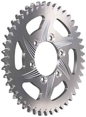 Vortex 530 Rear Sprocket - Vortex 823-45 Silver 45-Tooth 530-Pitch Rear Sprocket