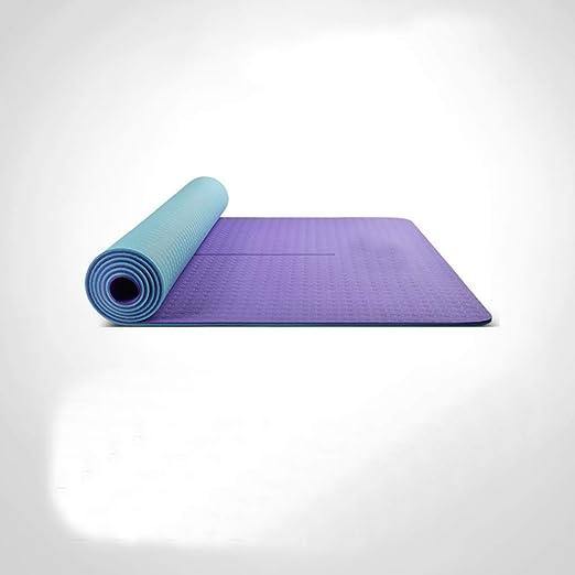 SMBYLL Estera de Yoga Antideslizante Estera de Yoga Hembra ...
