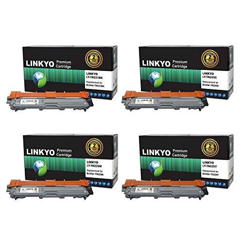 Linkyo Compatible High Yield Color Toner Cartridges Repla...