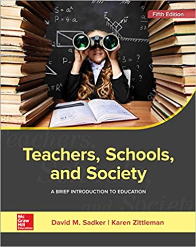 Amazon teachers schools and society a brief introduction to teachers schools and society a brief introduction to education 5th edition kindle edition fandeluxe Image collections