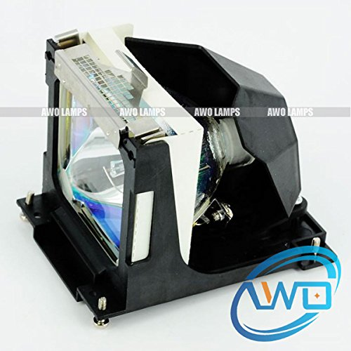 Lamp 2751 293 Poa Lmp35 (AWO Original Bulb Inside 610-293-2751 / POA-LMP35 Replacement Lamp with Housing for SANYO PLC-SU30 PLC-XU30 PLC-SU31 PLC-XU31 PLC-SU32 PLC-XU32 PLC-XU33 PLC-SU33 PLC-SU35 PLC-XU35 PLC-SU37 PLC-XU37)