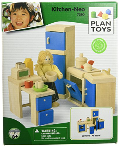 Plan Toys Acc For Kitchen & Tableware - amazoncom