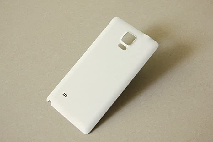 uk availability cf320 5961e For Galaxy Note 4 N910 Original OEM SAMSUNG Battery Door Back Cover  Replacement White