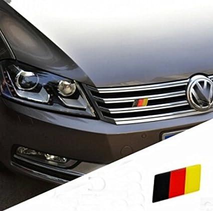 jessicaalbagerman rejilla de bandera emblema adhesivo para VW ...