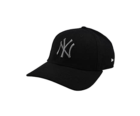 NEW ERA 49forty MLB New York Yankees Hat Ek Nealon 4940 Black Baseball Cap  (S 17d83bfb02e