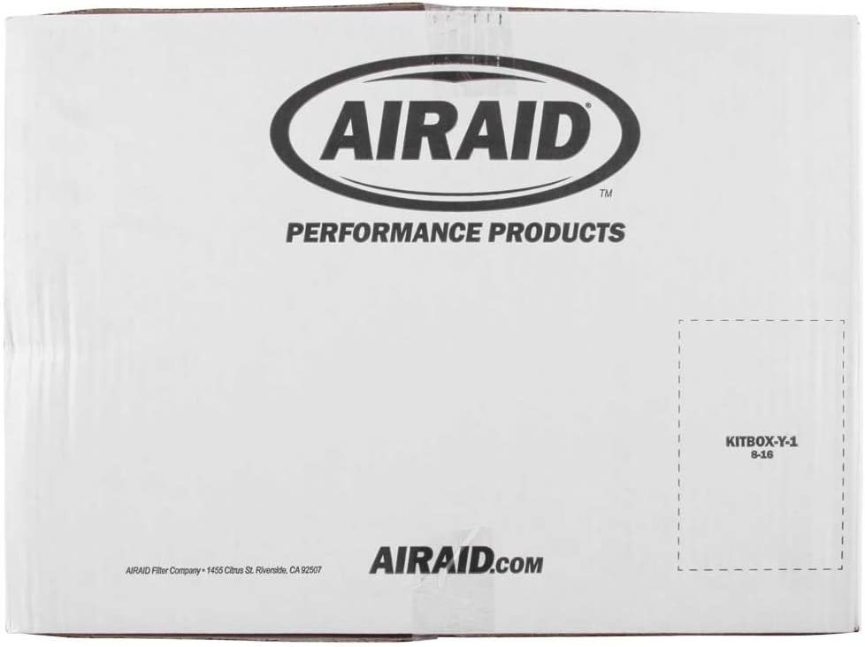 Airaid 301-236 SynthaMax Dry Filter Intake System