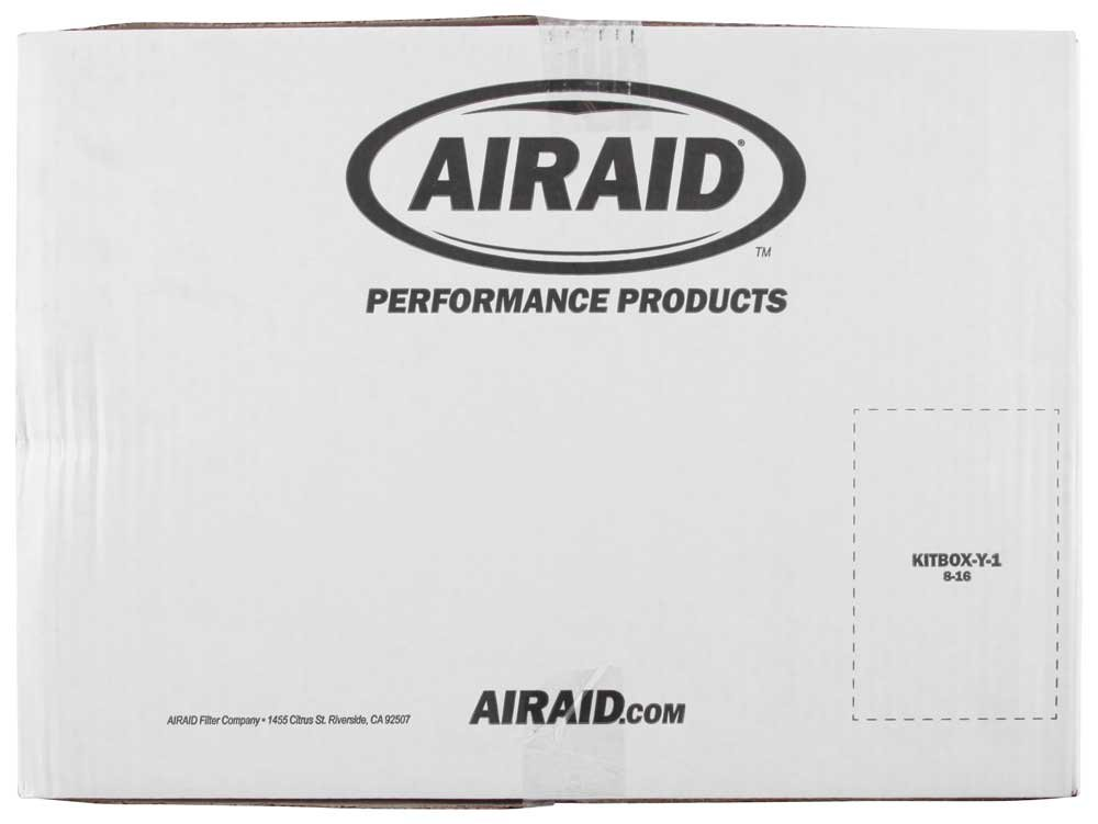 Airaid 453-326 MXP Blue Cold Air Intake System with Dry Filter